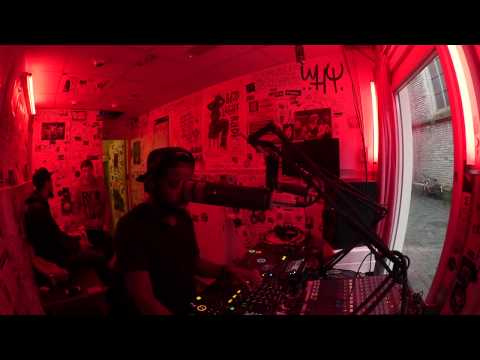 Sinistarr @ Shourai Sessions, Red Light Radio, Amsterdam (14-10-2014)