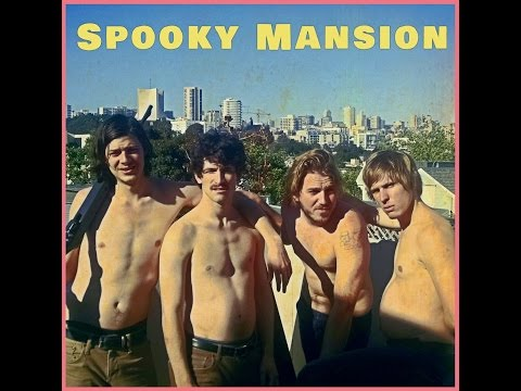 Spooky Mansion performing at Brick N Mortar in San Francisco on October 4th, 2016