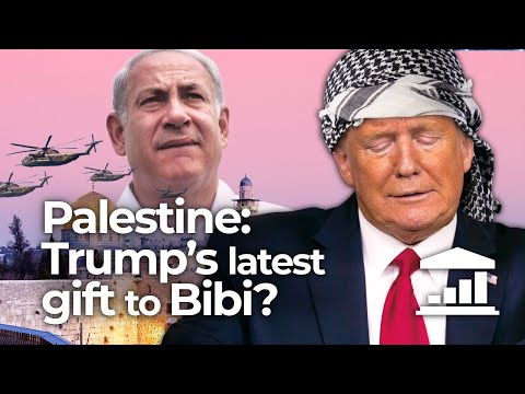 "TRUMP, ISRAEL & PALESTINE | Why is the ""DEAL OF THE CENTURY"" A FAILURE?  - VisualPolitik EN"
