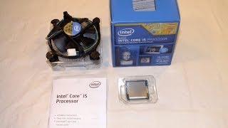 unboxing intel i5 4590 desktop processor lga 1150