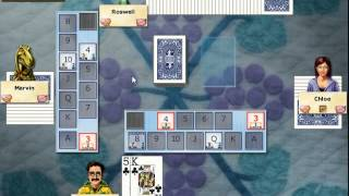 Let's Play Hoyle Card Games Classic - Episode 4: Canasta
