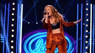 Nathalie Brydolf: Faith - Stevie Wonder- Ariana Grande - Idol Sverige (TV4)