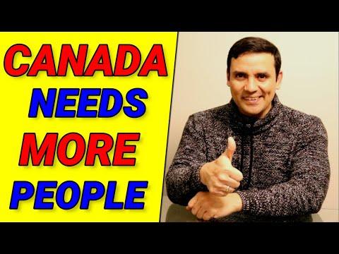 Good NEWS!!! - Canada Needs More Immigrants    Jetset Immigration