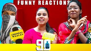Why Should Boys Have All The Fun?!? | Boys Vs Girls Funny Reactions to Oviya's 90ML Movie!