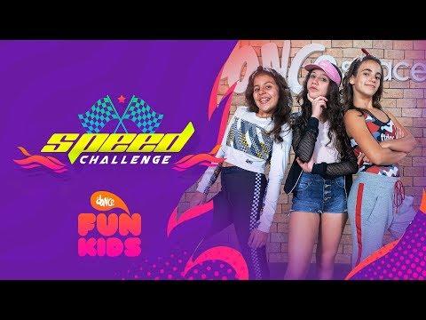 Fun Kids: Speed Challenge - Vai Rebola - Melody  FitDance Kids Coreografía Dance