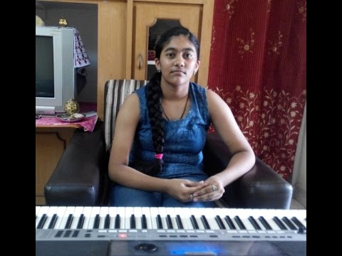 Manohari Song From Baahubali On Keyboard By S. Mythily,