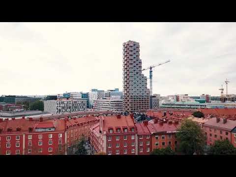 Norra Tornen, Hagastaden/Vasastan