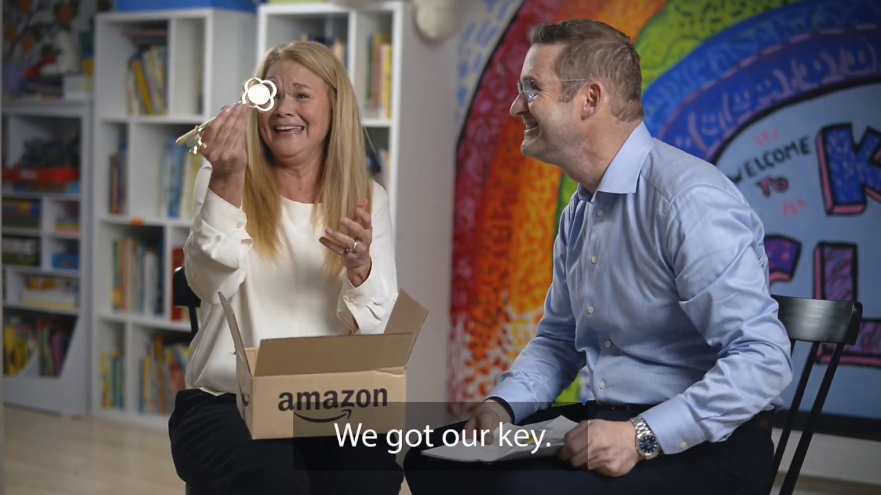 New mary 39 s place homeless shelter to open within amazon hq for Amazon sweden office