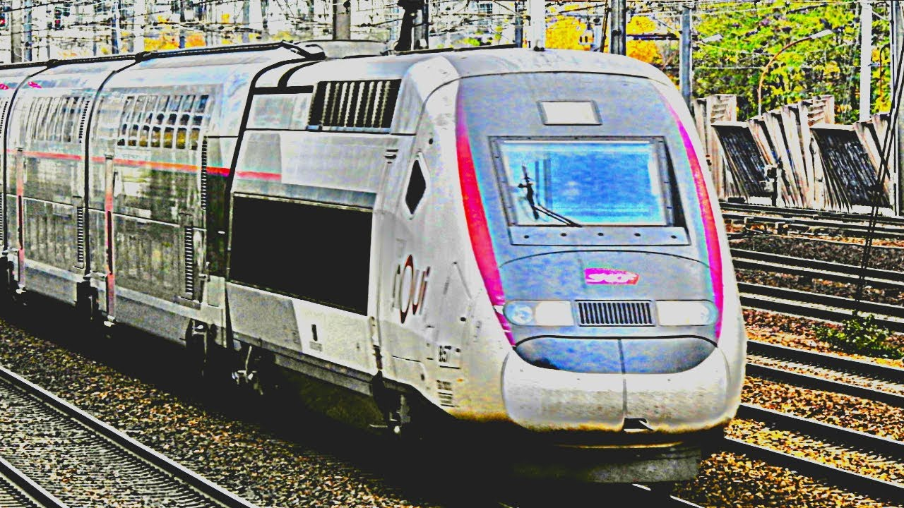 Download Grosse compilation - Trains SNCF / TGV, Thalys, Eurostar, OUIGO, TER, Intercités, RER et FRET
