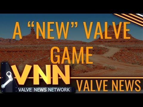 "A ""New"" Valve Game Announced - Campo Santo Joins"
