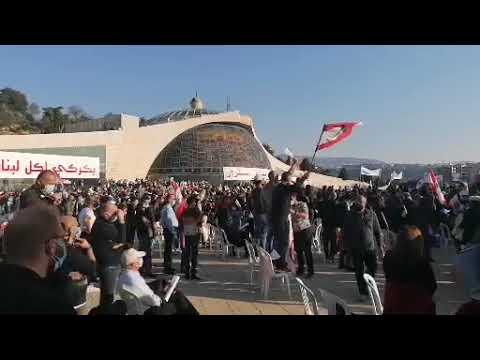 انتفاضة شعبية لبنانية دعما لمواقف البطريرك الماروني المطالبة بحياد لبنان وتدويل أزمته  - نشر قبل 34 دقيقة