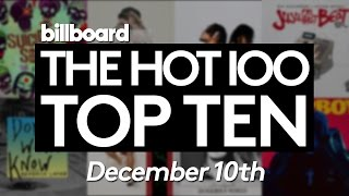 Early Release! Billboard Hot 100 Top 10 December 10th 2016 Countdown | Official
