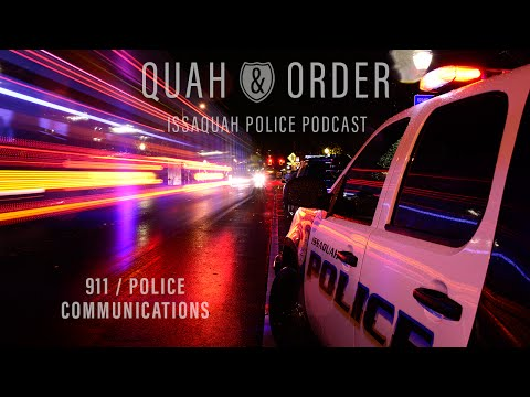 Quah & Order: Episode 2 - 911/Police Communications