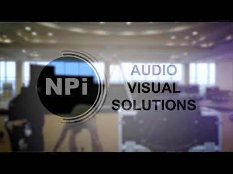 NPi's LED Wall Video 2021