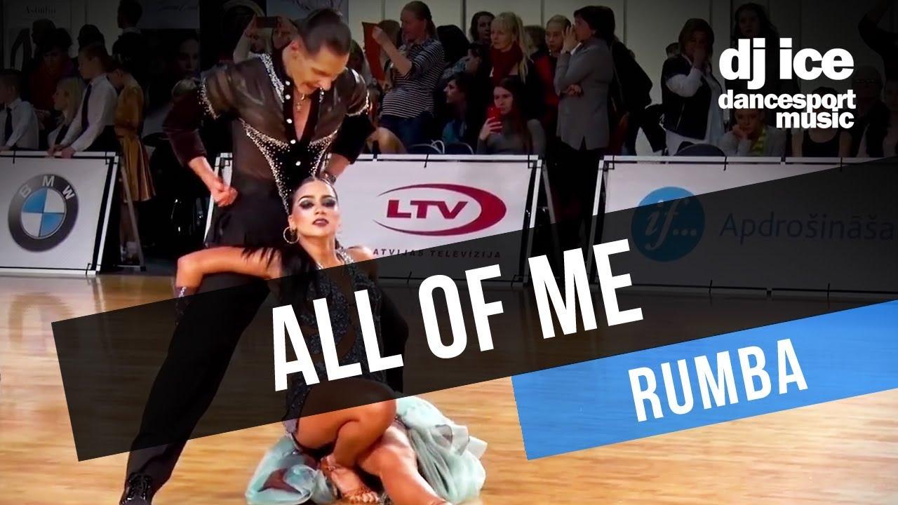 Rumba Dj Ice All Of Me John Legend Cover Youtube