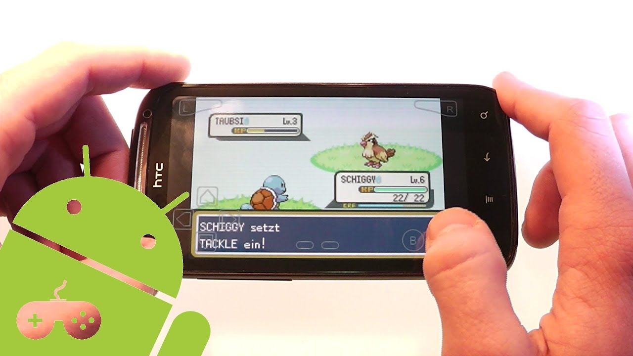 gba android pokemon