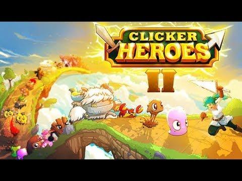 Clicker Heroes 2 - Episode 2 [Nearing Half Way!]