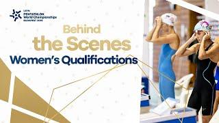 Behind the scenes | Qualification | UIPM 2019 Pentathlon World Championships Budapest HUN – Women