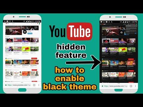 YouTube ka rang kaise badle. || how to change color of YouTube.