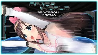 キズナアイ、「Spaceball!」でラグビーに初挑戦!え?舞台は…月!?