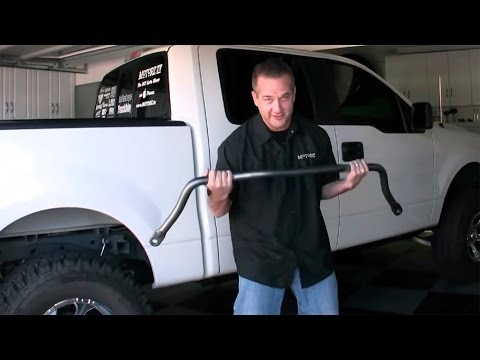 How To Install Hellwig Sway Bars Ford F-150 Motorz #10