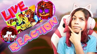 Roblox Jailbreak Adopt me & KREEKCRAFT vs MYUSERNAMESTHIS (LIVE REACTION) LisboKate Live Stream HD