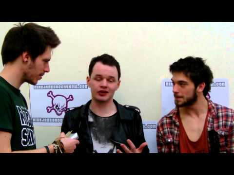 I Divide Interview - Takedown Festival 2014