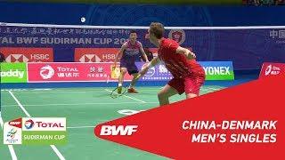 QF | MS | CHEN Long (CHN) vs. Viktor AXELSEN (DEN) | BWF 2019
