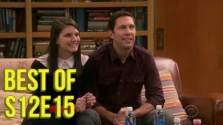 Watch Best and funniest moments of the big bang theory season 12 ep...