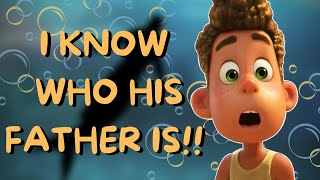 WHO IS ALBERTO'S FATHER?? || LUCA THEORY