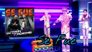 Dance Central FANMADE Arash Ft Mohombi Se Fue