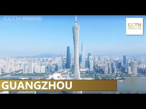 Fortune Global Forum 2017 : Guangzhou, une ville chinoise de premier plan