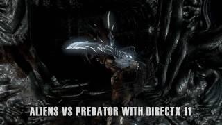 Aliens vs. Predator DirectX 11