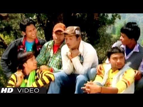 Rum Jhum Barkha Jo Lagige Video Song Kumaoni | Radha Madama Album | Lalit Mohan Joshi Songs 2013