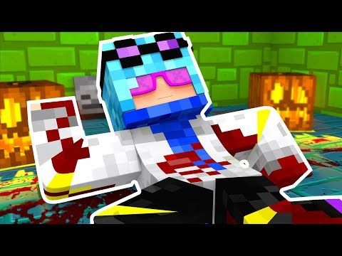 WHO MURDERED DANTDM!? | Minecraft Murder Mystery (Halloween Edition)