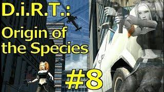 [в меня стреляет танк!!] слепое прохождение с комментариями D.i.R.T.: Origin of the Species HD #8