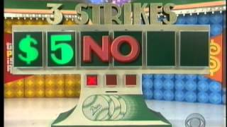 John M. wins on the Price is Right