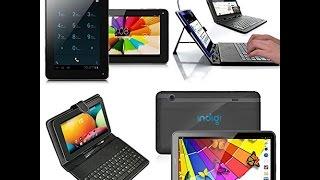 UNBOXING  of indigi 7in A13 ALLWINNER GSM UNLOCKED  Phablet Tablet PC w/ Free Keyboard Case