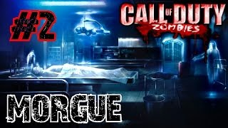 Call Of Duty Custom Zombies: MORGUE▐ DON'T TAKE MY GUNS! (Part 2)