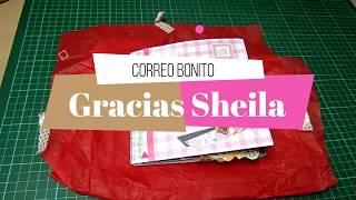 Correo Bonito de Beauty Peonia Crafts | Yoltzin handmade
