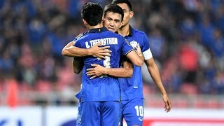 Thailand vs Myanmar: (AFF Suzuki Cup Semi-final: Second-leg)