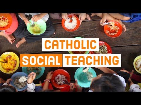 Social Teaching | Catholic Central