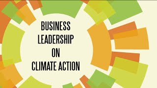 Business Leadership on Climate Action Thumbnail
