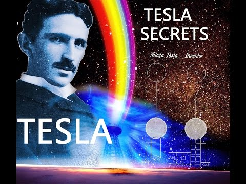 SHOCKING: NIKOLA TESLA SECRETS REVEALED! ZERO POINT ENERGY FROM THE ETHER IS REAL!