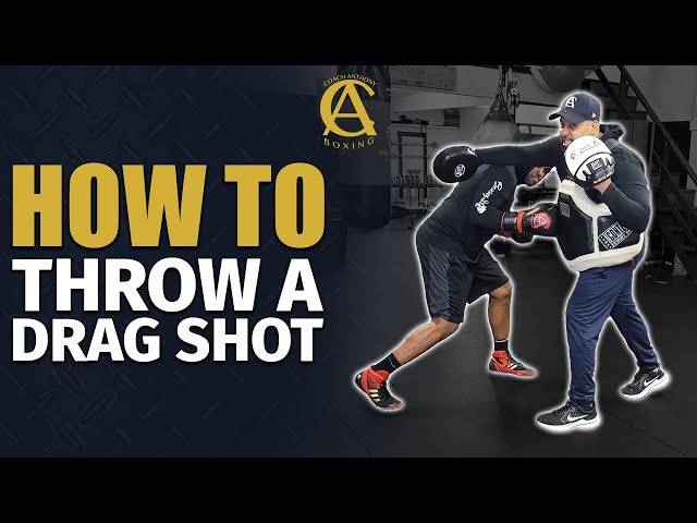 How to Throw a Drag Shot!