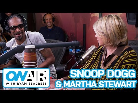 Snoop Dogg & Martha Stewart Put Friendship To The Test | On Air with Ryan Seacrest