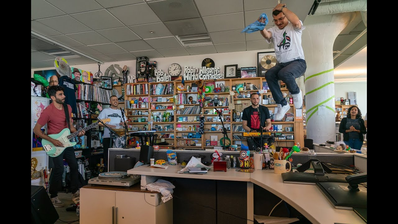 47SOUL: NPR Music Tiny Desk Concert by @NPR | FREELABEL