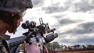 Brand New Marines Train Through COVID 19 | School of Infantry