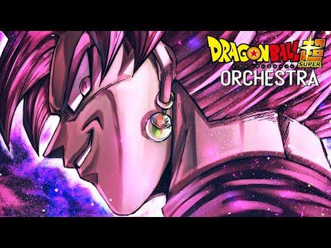 The Birth Of Merged Zamasu [Goku Black Theme] - Dragon Ball Super Epic Orchestra