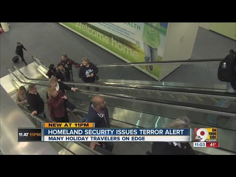 Worldwide travel alert: Thanksgiving travelers aware, but not scared